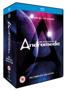 Andromeda: The Complete Andromeda, Blu-ray BluRay
