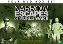 Narrow Escapes of WWII, DVD  DVD