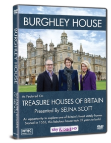 Treasure Houses of Britain: Burghley House, DVD DVD