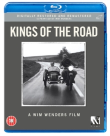 Kings of the Road, Blu-ray BluRay