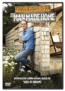 Kevin McCloud's Man Made Home: Series 1, DVD  DVD