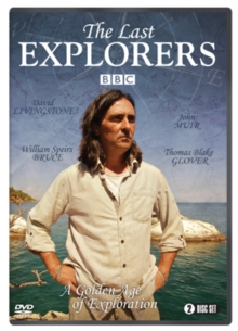 The Last Explorers, DVD DVD