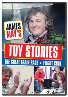 James May's Toy Stories: The Great Train Race/Fight Club, DVD  DVD