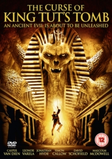 The Curse of King Tut's Tomb, DVD DVD