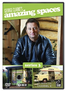 George Clarke's Amazing Spaces: Series 3, DVD  DVD