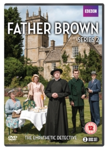 Father Brown: Series 2, DVD  DVD