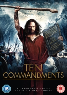 The Ten Commandments - The Age of Exodus, DVD DVD