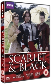 Scarlet and Black, DVD  DVD