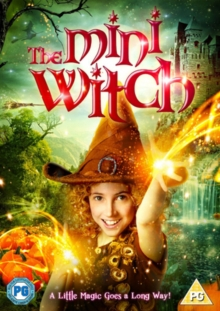Fuchsia the Mini Witch, DVD  DVD