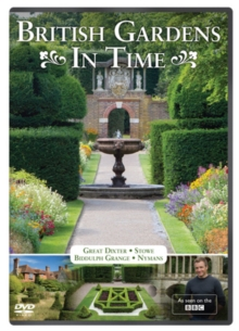 British Gardens in Time, DVD  DVD
