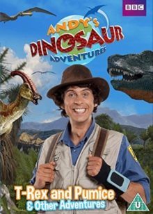 Andy's Dinosaur Adventures: T-rex and Pumice and Other Stories, DVD  DVD
