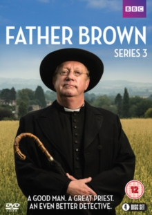 Father Brown: Series 3, DVD  DVD