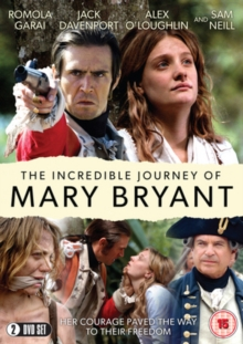 The Incredible Journey of Mary Bryant, DVD DVD