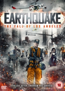 Earthquake - The Fall of Los Angeles, DVD  DVD