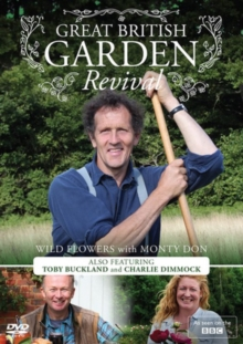 Great British Garden Revival: Wild Flowers With Monty Don, DVD  DVD