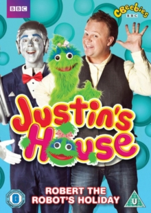 Justin's House: Robert the Robot's Holiday, DVD  DVD