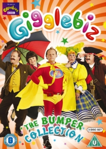 Gigglebiz: The Bumper Collection, DVD  DVD