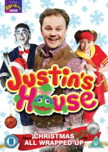 Justin's House: Christmas All Wrapped Up, DVD  DVD