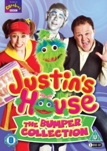 Justin's House: The Bumper Collection, DVD  DVD