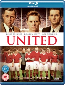 United, Blu-ray  BluRay