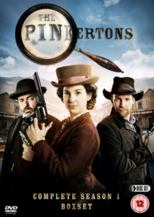 The Pinkertons: Complete Season 1, DVD DVD
