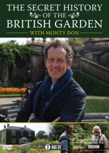 Monty Don: The Secret History of the British Garden, DVD  DVD