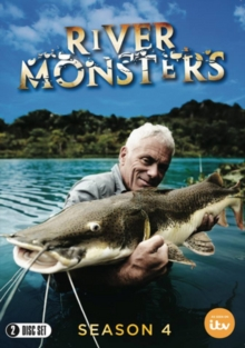 River Monsters: Season 4, DVD  DVD