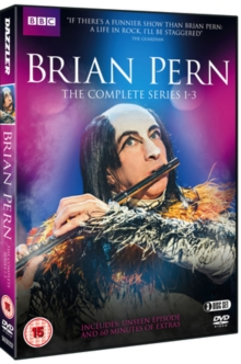 Brian Pern: The Complete Series 1-3, DVD DVD