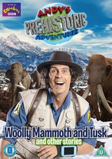 Andy's Prehistoric Adventures: Wooly Mammoth and Tusk, DVD DVD