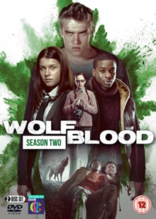 Wolfblood: Season 2, DVD DVD