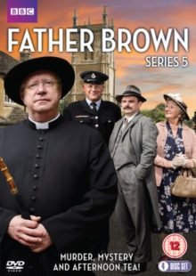 Father Brown: Series 5, DVD DVD