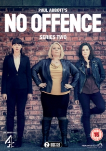 No Offence: Series 2, DVD DVD