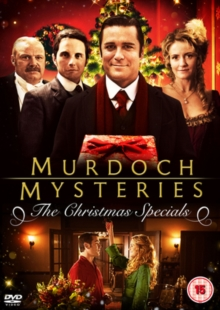 Murdoch Mysteries: The Christmas Specials, DVD DVD
