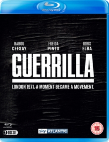 Guerrilla, Blu-ray BluRay