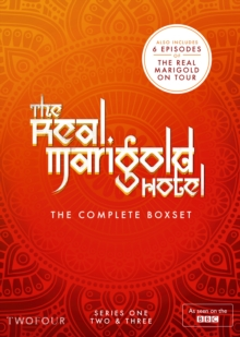 The Real Marigold Hotel: Series 1-3, DVD DVD