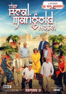 The Real Marigold Hotel: Series 3, DVD DVD
