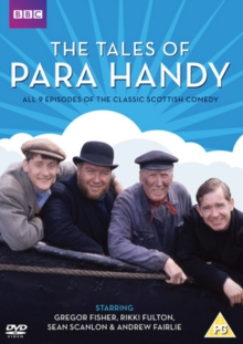 The Tales of Para Handy, DVD DVD