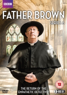 Father Brown: Series 6, DVD DVD