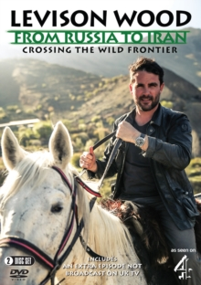 Levison Wood: From Russia to Iran, DVD DVD