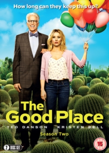 The Good Place: Season Two, DVD DVD