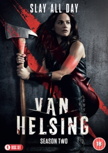 Van Helsing: Season Two, DVD DVD