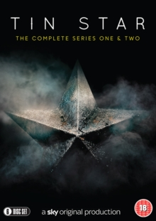 Tin Star: The Complete Series One & Two, DVD DVD