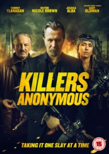 Killers Anonymous, DVD DVD