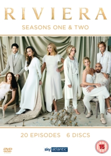Riviera: Seasons One & Two, DVD DVD