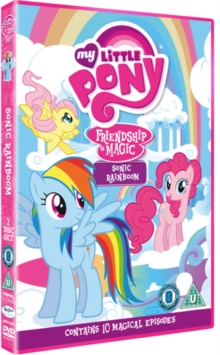 My Little Pony - Friendship Is Magic: Season 1 - Sonic Rainboom, DVD  DVD