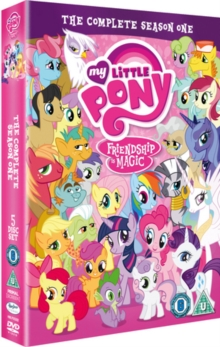 My Little Pony - Friendship Is Magic: Complete Season 1, DVD  DVD