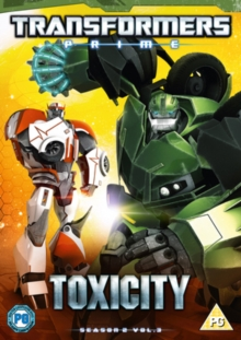 Transformers - Prime: Season Two - Toxicity, DVD  DVD