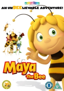 Maya the Bee, DVD DVD