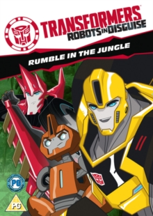 Transformers: Robots in Disguise - Rumble in the Jungle, DVD DVD