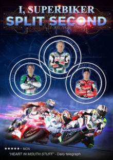 I, Superbiker: Split Second, DVD  DVD